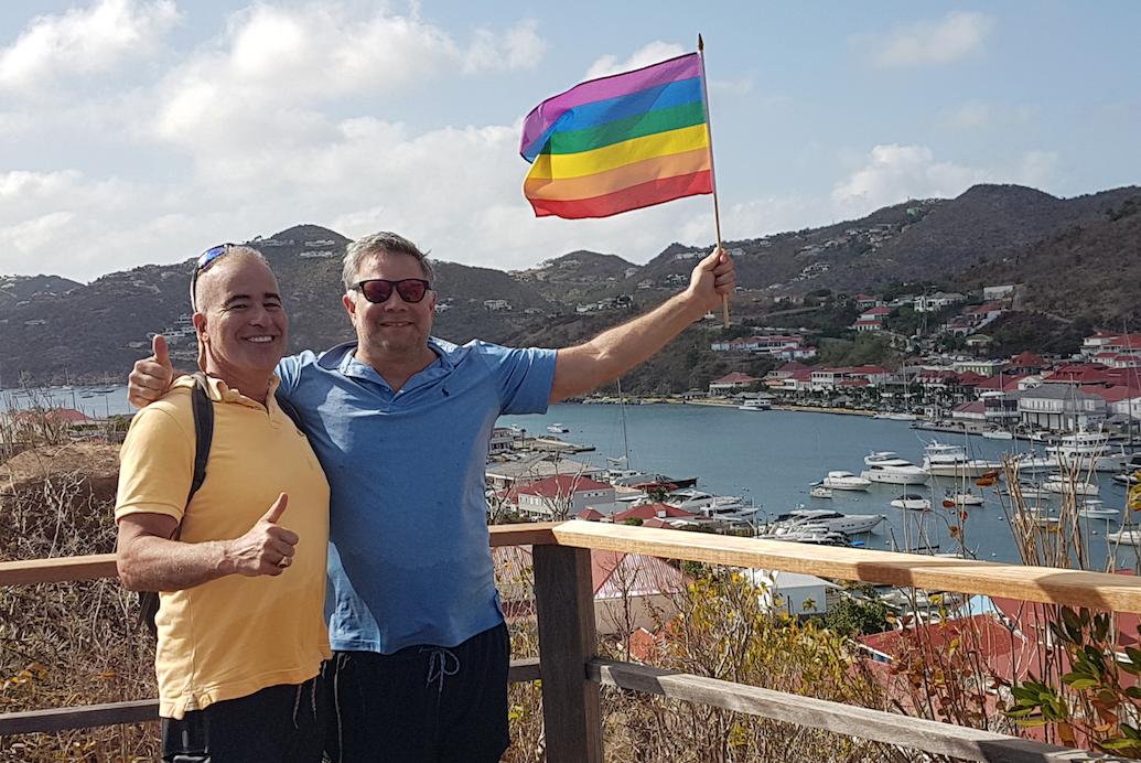 rencontre amoureuse gay cruise à Saint-Martin